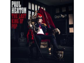 PAUL HEATON - The Last King Of Pop (LP)