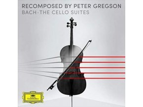 PETER GREGSON - Recomposed - Bach/The Cello Suites (LP)