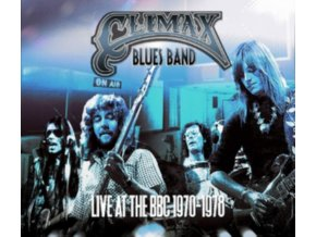CLIMAX BLUES BAND - Live At The Bbc 1970-1978 (LP)