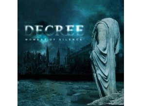 DECREE - Moment Of Silence (Blue Vinyl) (LP)