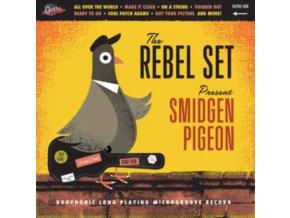 REBEL SET - Smidgen Pigeon (Orange Vinyl) (LP)