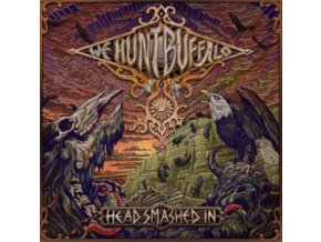 WE HUNT BUFFALO - Head Smashed In (LP)