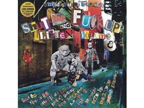 """VARIOUS ARTISTS - Shut The FK Up & Listen 8 (7"""" Vinyl)"""