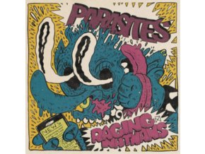 "PARASITES / RAGING NATHANS - Split (7"" Vinyl)"