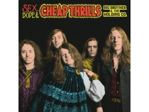 BIG BROTHER & THE HOLDING CO - Sex Dope & Cheap Thrills (LP)