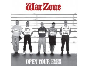 WARZONE - Open Your Eyes (LP)