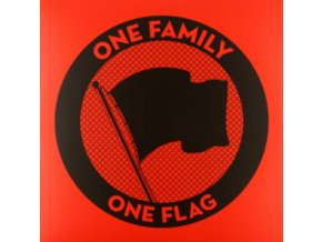 VARIOUS ARTISTS - One Family. One Flag. (LP)