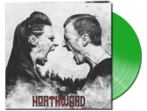 NORTHWARD - Northward (Clear Green Vinyl) (LP)