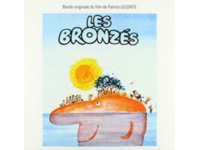 ORIGINAL SOUNDTRACK - Les Bronzes (French Fried Vacation) (Yellow Vinyl) (LP)
