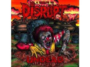 VARIOUS ARTISTS - Undead - A Tribute To Disrupt (LP)