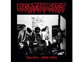 AGATOHCLES - The Lps - 1989 - 1991 (LP)