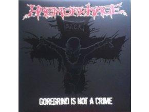 HAEMORRHAGE - Goregrind Is Not A Crime (Rsd 2016) (LP)