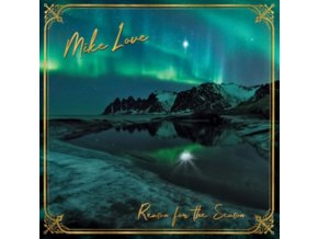 MIKE LOVE - Reason For The Season (Clear Vinyl With Red & Green Splatter) (LP)