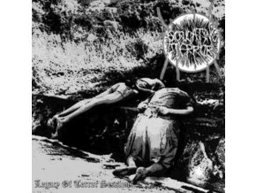 EXCRUCIATING TERROR - Legacy Of Terror Sessions (LP)