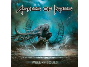 ASHES OF ARES - Well Of Souls (Turquoise / Black Splatter Vinyl) (LP)