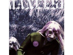 "SERENA MANEESH - Montrose Cadaveric (Revevise) EP (7"" Vinyl)"