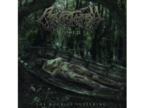 CRYPTOPSY - The Book Of Suffering - Tome II (Etched Vinyl) (LP)