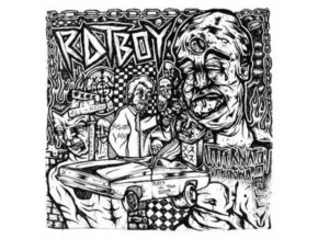 RAT BOY - Internationally Unknown (LP)