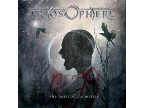 TRIOSPHERE - The Heart Of The Matter (Green Vinyl) (LP)