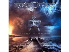 TRIOSPHERE - The Road Less Travelled (Blue Vinyl) (LP)
