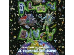 ALAN DAVEY - Sputnik Stan Vol 1 - A Fistful Of Junk (LP)