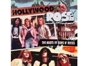 HOLLYWOOD ROSE - The Roots Of Guns N Roses (LP)