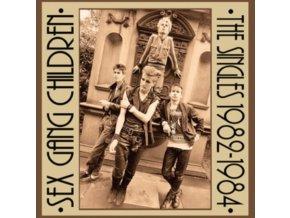 SEX GANG CHILDREN - The Singles 1982-1984 (LP)