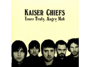 KAISER CHIEFS - Yours Truly Angry (LP)