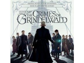 JAMES NEWTON HOWARD - Fantastic Beasts- Crimes Of Grindelwald (LP)