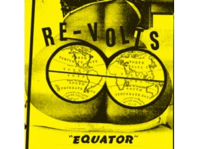 "RE-VOLTS - Equator (Picture-Flexi) (7"" Vinyl)"