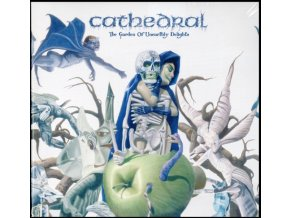 CATHEDRAL - The Garden Of Unearthly Delights (LP)