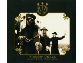 PUNGENT STENCH - Masters Of Moral - Servants Of Sin (LP)