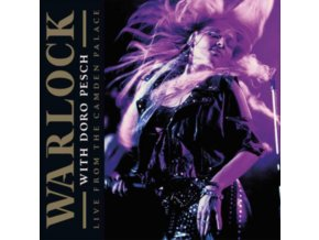 WARLOCK - Live From Camden Palace (LP)