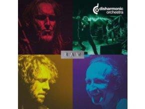 DISHARMONIC ORCHESTRA - Raw (Live) (LP)
