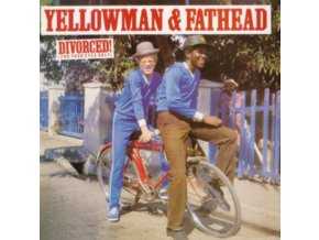 YELLOWMAN & FATHEAD - Divorced (For Your Eyes Only) (LP)