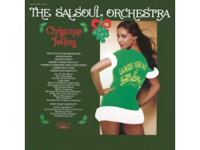 SALSOUL ORCHESTRA - Christmas Jollies (Red Vinyl) (LP)