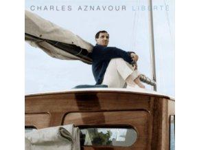 CHARLES AZNAVOUR - Liberte (LP)