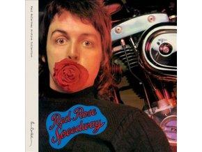 PAUL MCCARTNEY & WINGS - Red Rose Speedway (LP)