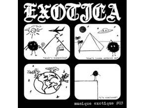 """EXOTICA - Musique Exotique #03 (7"""" Vinyl)"""