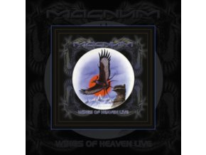 MAGNUM - Wings Of Heaven Live (LP + CD)