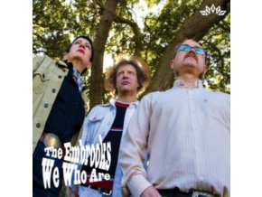 EMBROOKS - We Who Are (LP + CD)