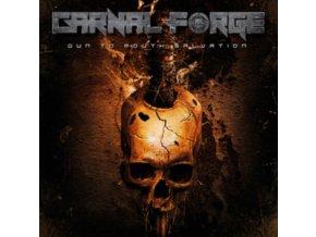 CARNAL FORGE - Gun To Mouth Salvation (Orange Vinyl) (LP)
