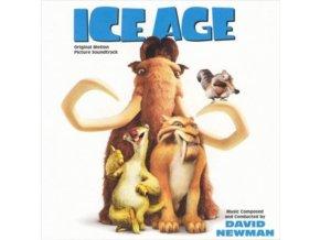 DAVID NEWMAN - Ice Age (LP)