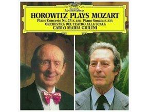 LA SCALA / ABBADO - Horowitz Plays Mozart (LP)