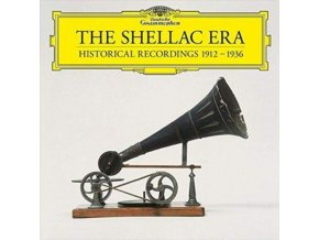 VARIOUS ARTISTS - The Shellac Era (LP)