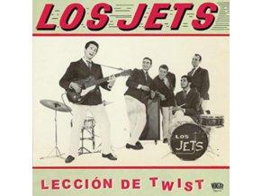 LOS JETS - Leccion De Twist (LP + CD)