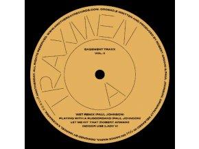 "TRAXMEN - Basement Traxx Vol. 2 (12"" Vinyl)"