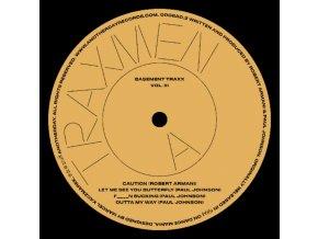"TRAXMEN - Basement Traxx Vol. 3 (12"" Vinyl)"