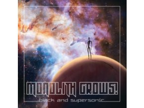 MONOLITH GROWS - Black And Supersonic (LP)