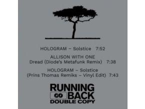 "HOLOGRAM - Solstice (Incl. Prins Thomas Remix) (12"" Vinyl)"